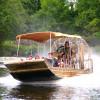 Ein echtes Highlight für Klein und Groß: Eine Aqua-Safari mit dem Airboat.