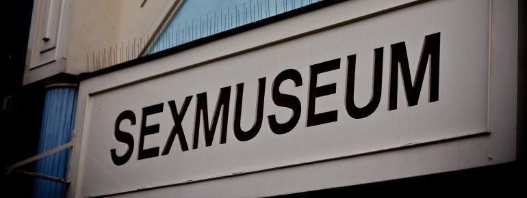 Bereits seit 1985 zieht das Sexmuseum in Amsterdam interessierte Besucher an.