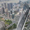Von der höchsten Aussichtsplattform der Welt hat man einen tollen Blick über Shanghai.