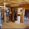 Innenraum Skimuseum