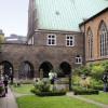 Der Bibelgarten wurde im Jahr 1998 angelegt.