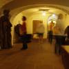 Ursprünglich war der Bleikeller in der Ostkrypta des Bremer Doms untergebracht.