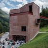 Das Steinbockzentrum wurde im Sommer 2020 eröffnet.