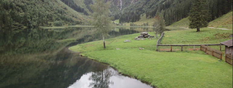 Tolle Ausflugsziel bei jedem Wetter: der steirische Bodensee.