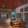 Das Arbeitszimmer von Julius Pflug in der Stiftsbibliothek.