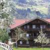 Ländliche Idylle in der Gemeinde Hippach