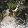 Der Klettersteig im unteren bis mittleren Schwierigkeitsgrad ist für Kinder ab etwa 10 Jahren geeignet.
