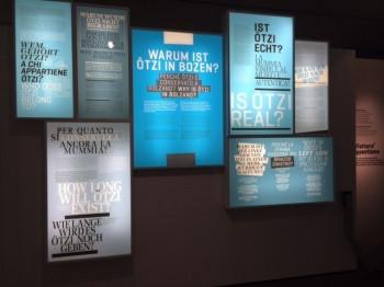 Museumsbesucher können auch ihre Fragen im Museum einreichen