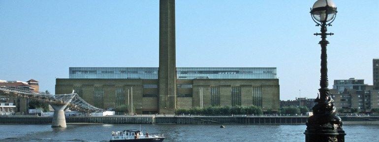 Die Tate Gallery of Modern Art