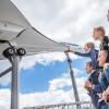 Die Concorde auf dem Museumsdach ist komplett begehbar.