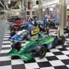 Die größte permanente Formel-I Ausstellung Europas zeigt historische Rennfahrzeuge