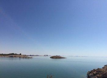 Die Tempel von Abu Simbel mussten in den 1960ern wegen der Aufstauung des Nassersees versetzt werden