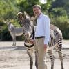 Tierparkdirektor Dr. Andreas Knieriem setzt sich unter anderem für weitere Zebraarten im Tierpark ein.