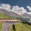 Vom Top Mountain Crosspoint hast du einen tollen Ausblick in die Ötztaler Alpen.