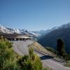 Die Hochalpenstraße startet am Top Mountain Crosspoint bei Gurgl.