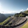 Das Timmelsjoch liegt auf 2500 Metern Höhe.