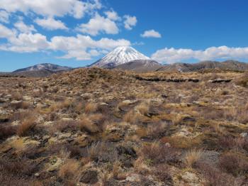 Die Vulkane sind heute noch aktiv.