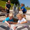 Der Almspielplatz ist für Kinder ein Traum.