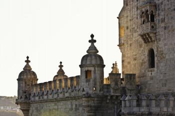 Die Terrasse der Bastillon