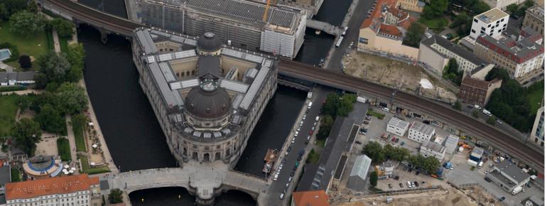 Die Museumsinsel Berlin wurde 1999 zum UNESCO-Welterbe erklärt.