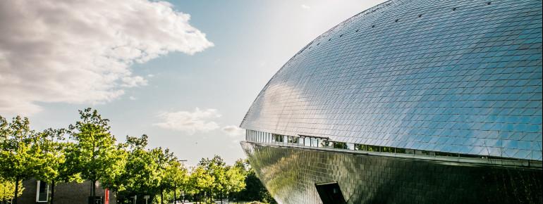 Das Universum in Bremen ist ein Mitmachmuseum für Jung und Alt.