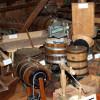 Im Museumsstadl können verschiedene Arbeitsgeräte von früher besichtigt werden.