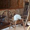 Arbeitsgeräte von früher werden ausgestellt