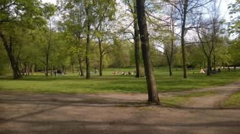 Insgesamt 49 Hektar Grünfläche warten auf Besucher