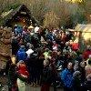 Die Waldweihnacht lockt jedes Jahr Tausende Besucher an.