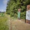Unweit des Eingangs zum Waldwellnessweg liegt die urige Reiteralm.