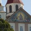 1553 wurde hier die erste Kapelle erbaut