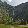 Der Röthbachfall ist der höchste Wasserfall in Deutschland.