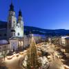 Der Brixner Weihnachtsmarkt am Domplatz ist einer der schönsten Weihnachtsmärkte Südtirols.