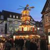 Nicht nur der beliebte Weihnachtsmarkt in der Altstadt sorgt für eine winterliche Atmosphäre.