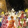 Am ersten Adventswochenende findet eine Lichter-Parade statt.