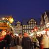 """2018 wurde der Weihnachtsmarkt zur """"Best Christmas City"""" ausgezeichnet."""