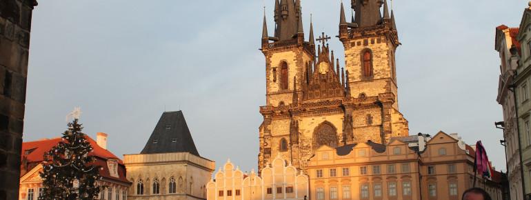 Prag wird nicht umsonst als Goldene Stadt bezeichnet.