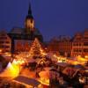 Im Advent erwartet dich in Naumburg ein kleiner festlich geschmückter Weihnachtsmarkt.