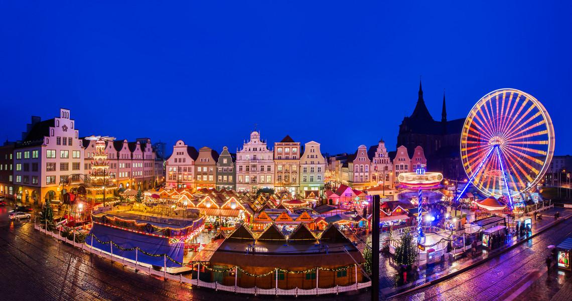 Weihnachtsmarkt In Rostock.Weihnachtsmarkt Rostock Ausflugsziele Rostock