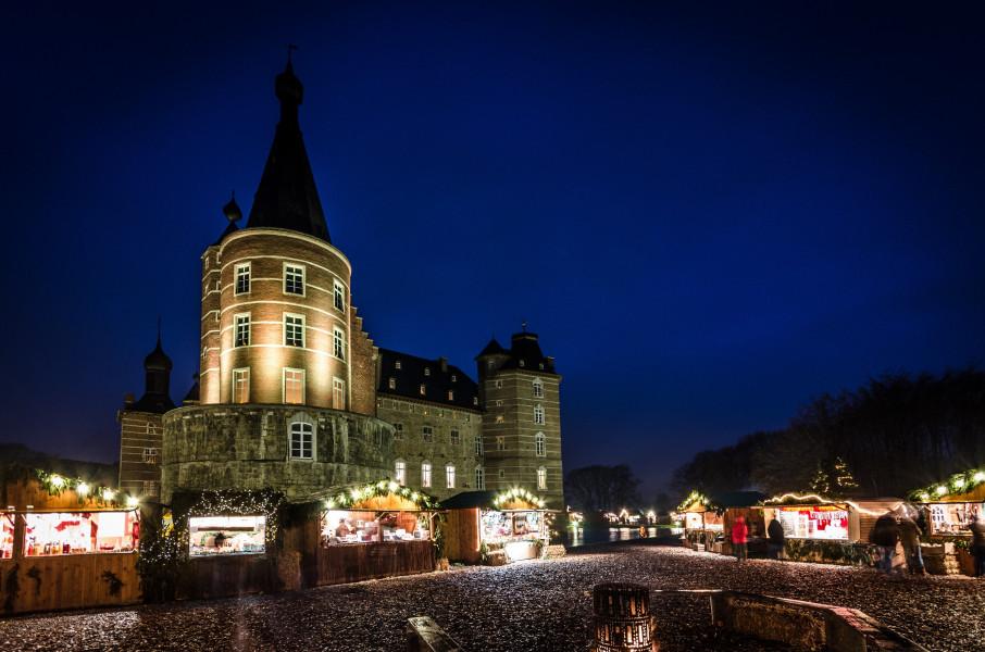Weihnachtsmarkt Schloss Merode.Weihnachtsmarkt Schloss Merode Ausflugsziele Langerwehe