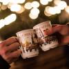 Der Ulmer Weihnachtsmarkt verströmt den herrlichen Duft von gebrannten Mandeln, Kinderpunsch und Glühwein.