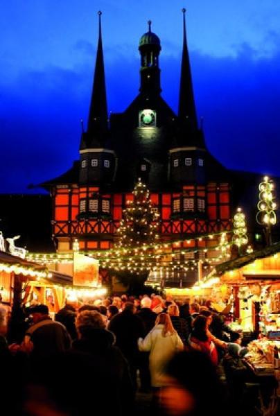 Wernigerode Weihnachtsmarkt.Weihnachtsmarkt Wernigerode Ausflugsziele Wernigerode