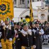 Sehenswert ist die Bergparade der Uniformträger und Bergkapellen Mitte Dezember.