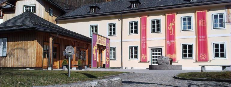 Das Welterbe Museum Hallstatt blickt bereits auf eine lange und bewegte Geschichte zurück.