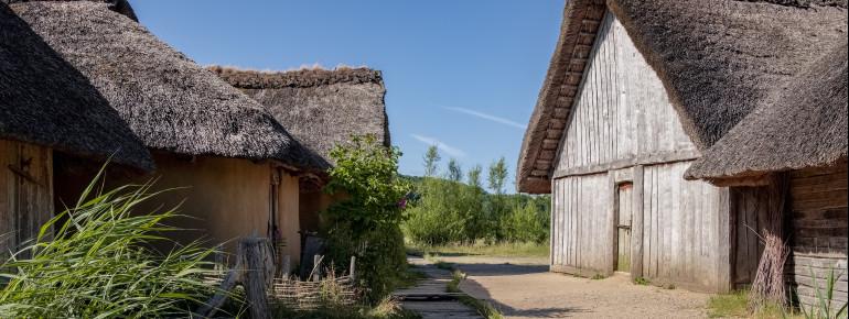 Haithabu war ein bedeutendes Handelszentrum in Nordeuropa.