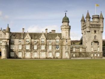 Das Windsor Castle wird seit fast 1000 Jahren bewohnt