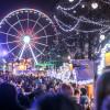Länder des gesamten Kontinents sind beim Winterwunder Weihnachtsmarkt in Brüssel vertreten.
