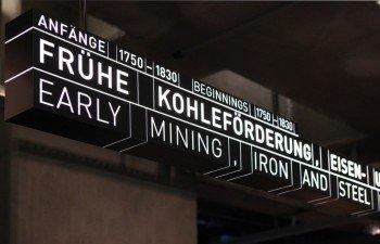 Heute findest du auf dem Gelände der Zeche unter anderem das Ruhr Museum.