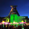 Zahlreiche Veranstaltungen finden auf dem Gelände des ehemaligen Bergwerks statt.