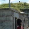 Der traditionelle Wachwechsel an den Toren